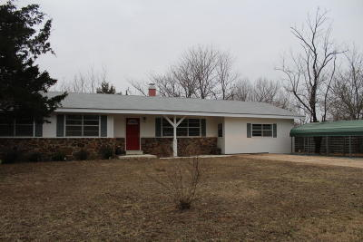 Marion County Single Family Home For Sale: 51 Mc 5050