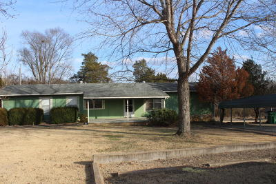 Yellville Single Family Home For Sale: 1005 N Chinquapin