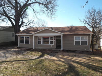 Harrison Single Family Home For Sale: 604 S Birch