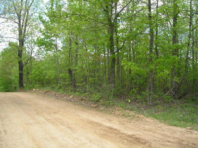 Jasper Residential Lots & Land For Sale: Newton Cty 8129 (Shiloh Mtn)