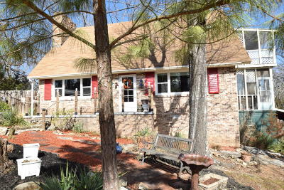 Single Family Home For Sale: 219 Bayshore