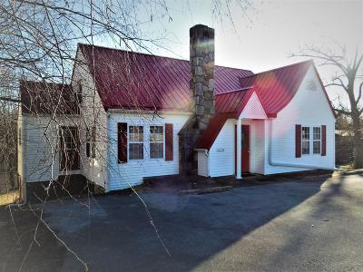 Boone County Single Family Home For Sale: 320 W Erie