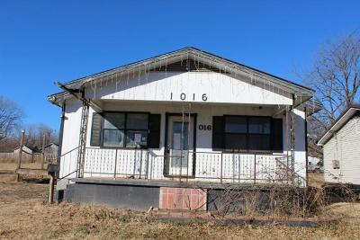 Boone County Single Family Home For Sale: 1016 N Pine Street