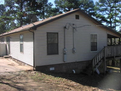 Newton County Single Family Home For Sale: Hc31 Bx31d County Road 8388 Road