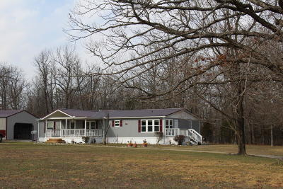 Marion County Single Family Home For Sale: 8157 Ar-14