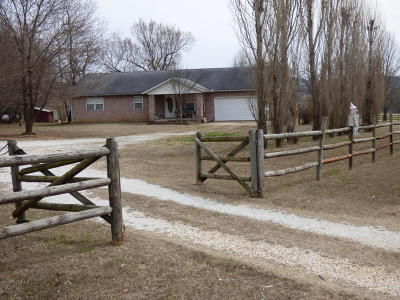 Boone County Single Family Home For Sale: 8713 Ar-14