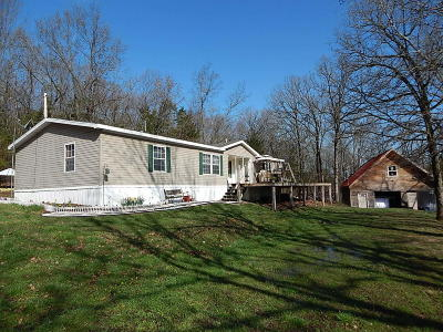 Green Forest Single Family Home For Sale: 806 County Road 6411