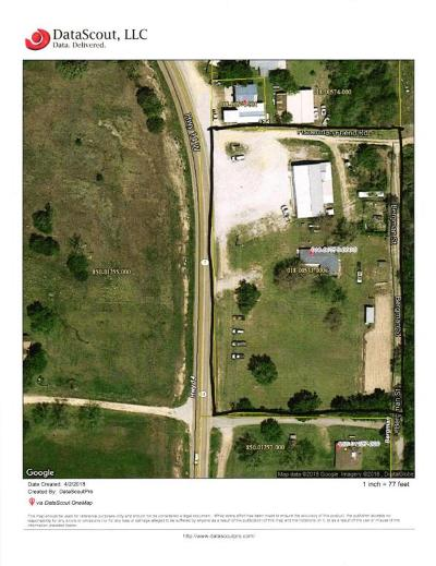 Lead Hill, Diamond City Commercial For Sale: 120 E 14 Highway