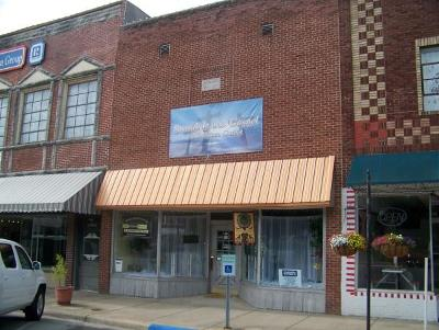 Boone County Commercial For Sale: 110 W Stephenson Avenue