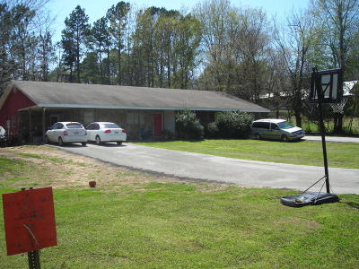 Boone County Multi Family Home For Sale: 101/113 W Gip Annie Road