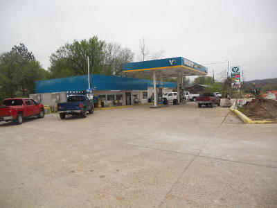 Valley Springs Commercial For Sale: 7726 Hwy 65 South