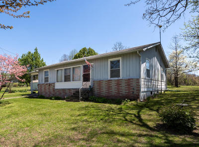 Boone County Single Family Home For Sale: 6344 E Highway 62