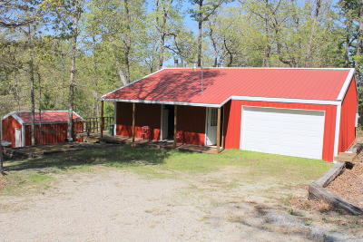 Yellville Single Family Home For Sale: 10358 Marion County 8001
