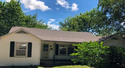 Boone County Single Family Home For Sale: N 513 Oak Street