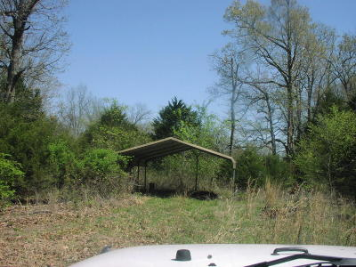 Newton County Residential Lots & Land For Sale: County Road 3421