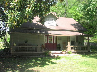 Newton County Single Family Home For Sale: Hc32 Bx1b State Hwy 374/123