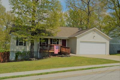 Boone County Single Family Home For Sale: 1111 S Walnut Street