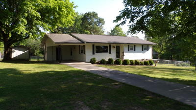 Boone County Single Family Home For Sale: 107 Alberta Street