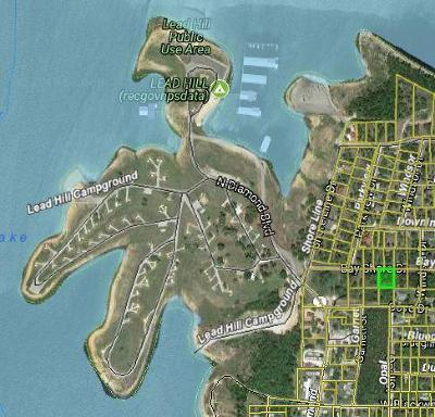 Lead Hill, Diamond City Residential Lots & Land For Sale: Lot 4 Bay Shore Drive