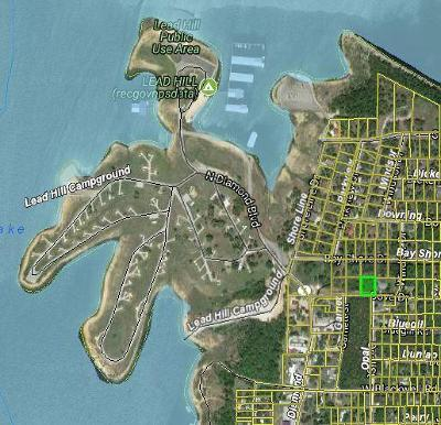 Lead Hill, Diamond City Residential Lots & Land For Sale: Lot 3 Cove Drive
