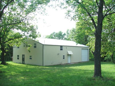 Boone County Single Family Home For Sale: 18720 Boat Dock Road