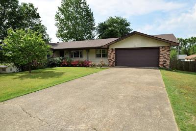 Boone County Single Family Home For Sale: 121 Southgate Drive