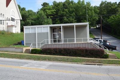 Boone County Commercial For Sale: 401 W Stephenson