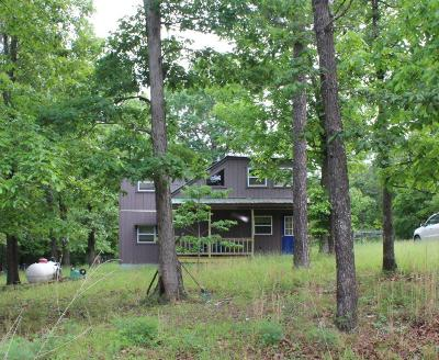 Yellville Single Family Home For Sale: 8 Timberwolf Circle