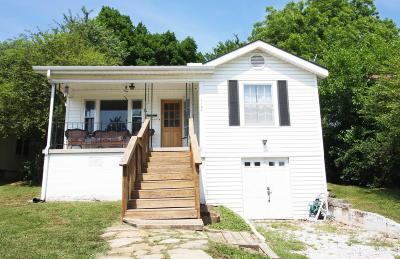 Harrison Single Family Home For Sale: 1104 N Lucille Street