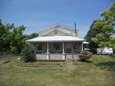 Newton County Single Family Home For Sale: Hwy 16