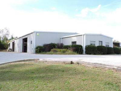 Boone County Commercial For Sale: 910 Goblin Drive