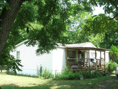 Lead Hill, Diamond City Single Family Home For Sale: 15037 N 7 Highway