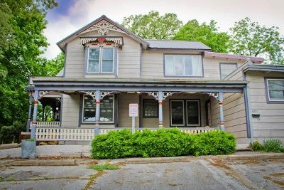 Single Family Home For Sale: 601 Capps Road