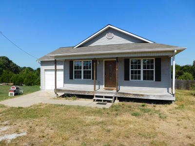 Newton County Single Family Home For Sale: Route 1, Box 353