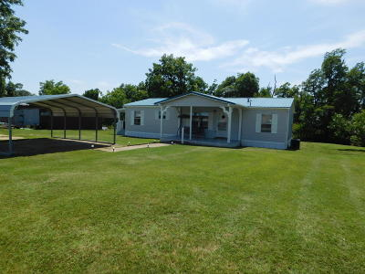 Newton County Single Family Home For Sale: 18077 Ar 16 Highway