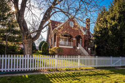 Harrison Single Family Home For Sale: 502 N Willow Street