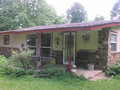 Newton County Single Family Home For Sale: Hc30 Bx75c Hwy 7