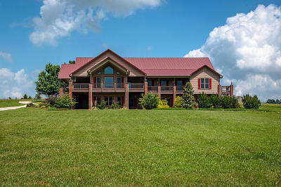 Boone County Single Family Home For Sale: 8807 State Hwy 206