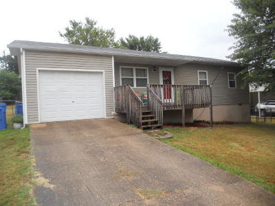 Harrison Single Family Home For Sale: 2012 Cedar Ridge