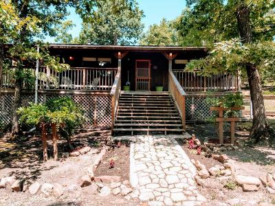 Harrison Single Family Home For Sale: 3160 Pinnacle Mountain Road
