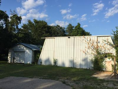 Marion County Commercial For Sale: 107 Central Street