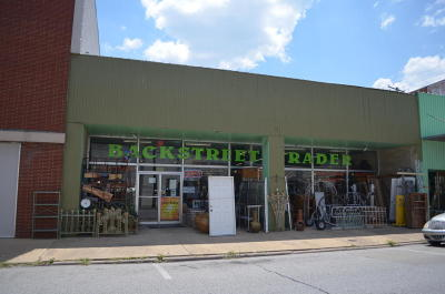 Commercial For Sale: 204 W Stephenson Avenue