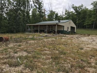 Newton County Single Family Home For Sale: Off Nc 8800