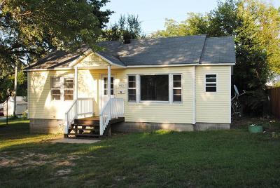 Harrison Single Family Home For Sale: 703 N Robinson Street