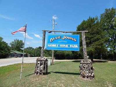 Berryville Commercial For Sale: 43 Blue Johns