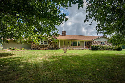 Boone County Single Family Home For Sale: 5329 Sand Flat Road