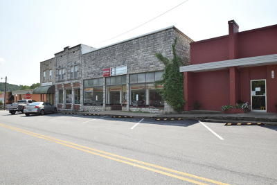 Jasper Commercial For Sale: 105 W Church Street