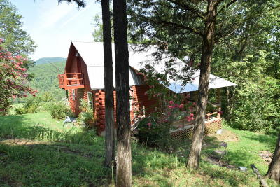Newton County Single Family Home For Sale: Off St Hwy 327, Nc 8431
