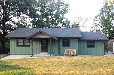 Single Family Home For Sale: 163 Cox Road