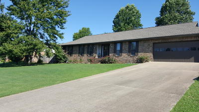 Boone County Single Family Home For Sale: 1411 Crestwood Drive